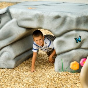 Custom Rocks Themed Elementary School Playground in Denver gallery thumbnail