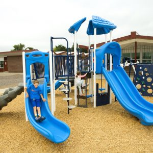 Fitness-Inspired Elementary School Playground in Lakewood, CO gallery thumbnail